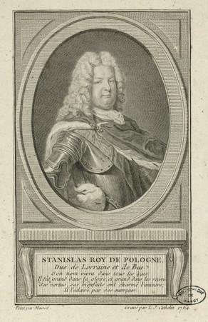 Stanislas Roy de Pologne