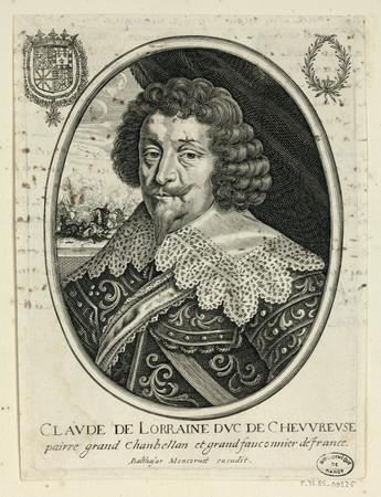 Claude de Lorraine, duc de cheuvreuse
