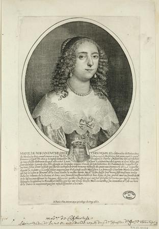 Marie de Rohan, duchesse de cheuvreuse