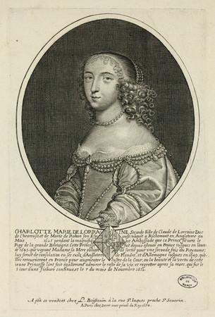 Charlotte Marie de Lorraine