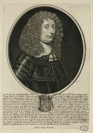 Louis de Lorraine duc de Joyeuse