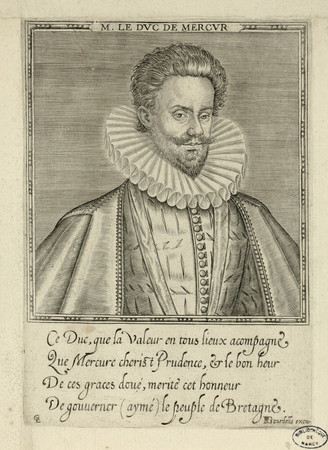 M. le duc de Mercoeur