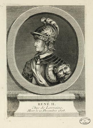 René II Duc de Lorraine