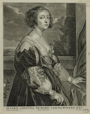 Beatrix de Cusance