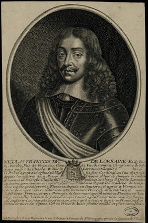 Nicolas François duc de Lorraine