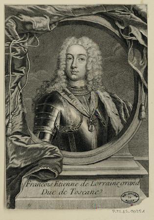 François Étienne de Lorraine grand duc de Toscane