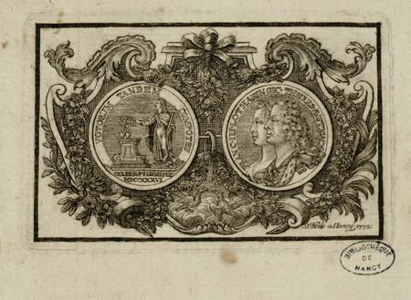 Médaille à l'effigie de François III