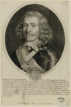 Henri de Lorraine, comte de Harcourt