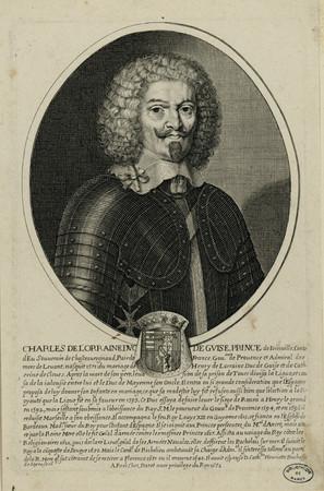 Charles de Lorraine duc de Guise