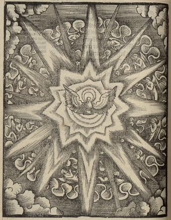 Colombe eucharistique