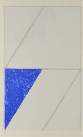 Triangle bleu