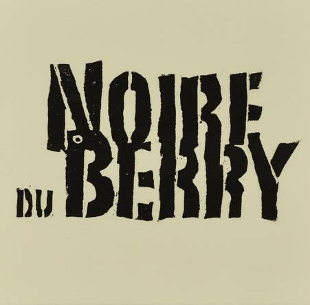 Noire du Berry