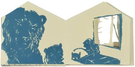 Les trois ours découvre Boucle d'or