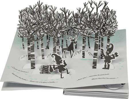 La forêt de bouleaux