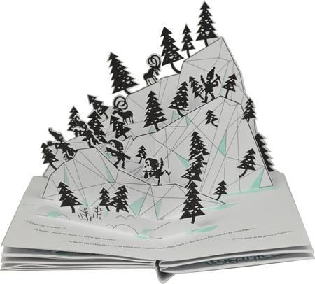 Les futaies de la montagne