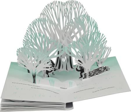 La réserve de bois