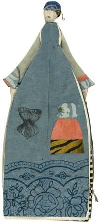 La couturière et ses corsets