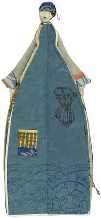 La couturière et son corset