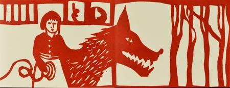 Le petit chaperon rouge et le loup
