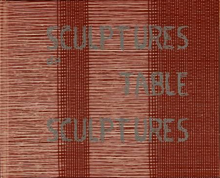 Sculptures sur table