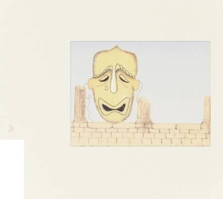 Masque de la Tristesse