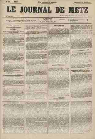 Journal de Metz