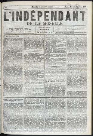 L'Indépendant de la Moselle
