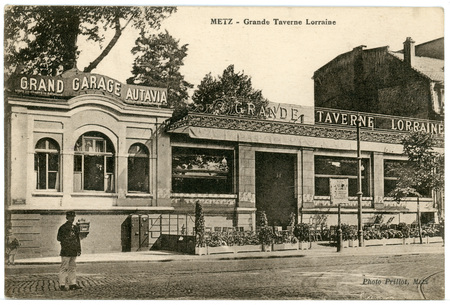 Metz - Grande Taverne Lorraine