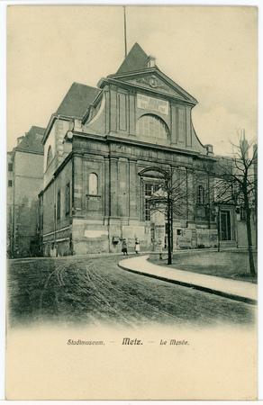 Metz - Le Musée