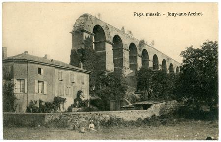 Jouy-aux-Arches - Pays messin - Jouy-aux-Arches