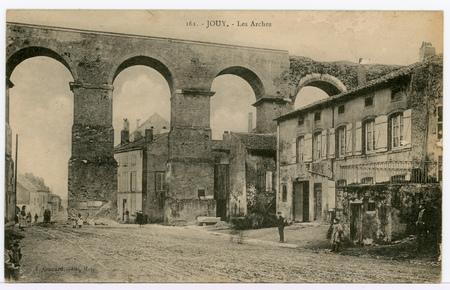 Jouy - Les Arches