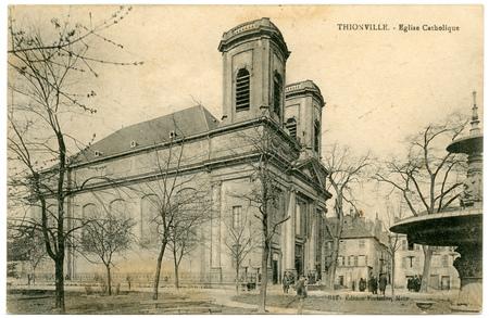 Thionville - Église Catholique