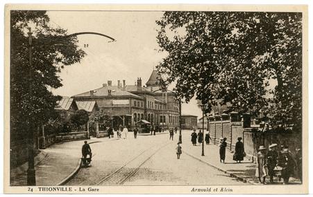 Thionville - La Gare