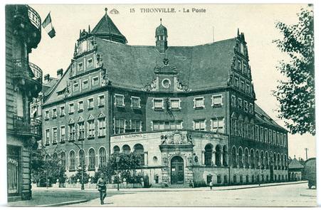 Thionville - La Poste