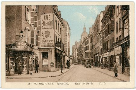 Thionville - Rue de Paris