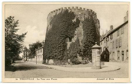 Thionville - La Tour aux Puces