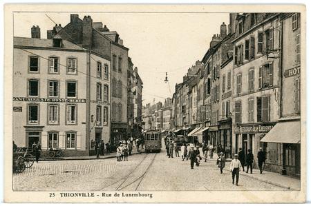 Thionville - Rue du Luxembourg