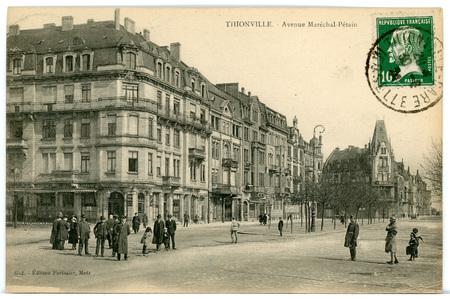 Thionville - Avenue Maréchal-Pétain
