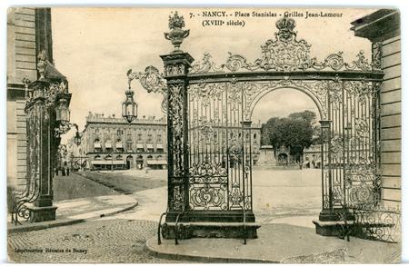 Nancy (Meurthe-et-Moselle) - Place Stanislas