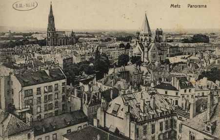 Metz. Panorama