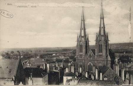 Metz. Panorama Nord