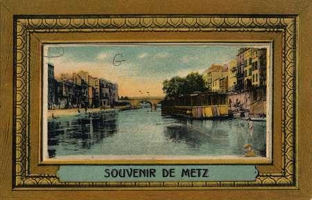 Souvenir de Metz