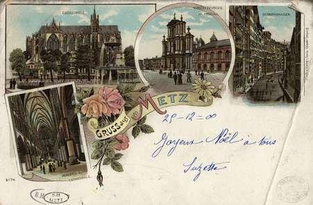 Gruss aus Metz