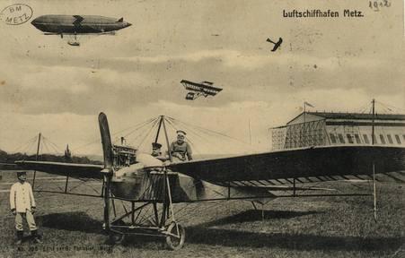 Luftschiffhafen Metz