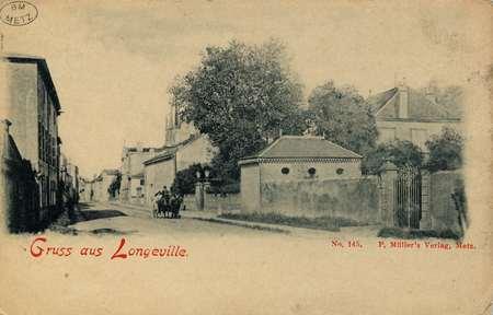 Gruss aus Longeville