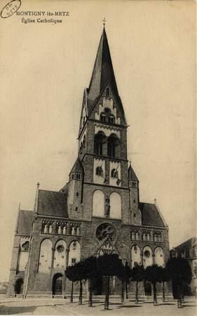 Montigny-les-Metz. Église catholique