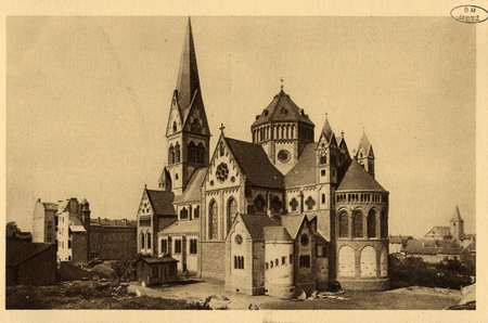 Montigny-les-Metz. Ancienne et Nouvelle Église