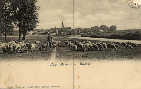 Pays Messin. Magny