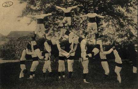 Société de Gymnastique de Magny (Lorraine)