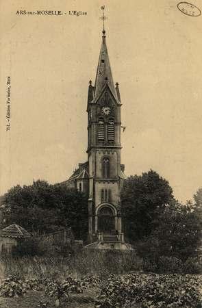 Ars-sur-Moselle. Église